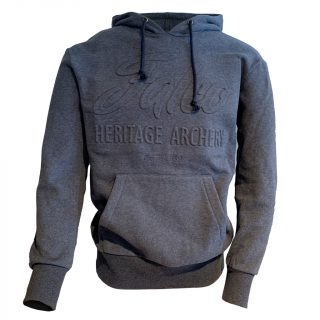 FalcoHoody Heather Grey