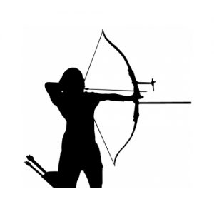 Arctec Archery Decal Sticker Recurve