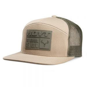 Hoyt Cap High Alpine Flatty (By Richardson)