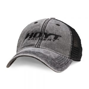 Hoyt Cap Stealth (Dashboard Trucker By Legacy)
